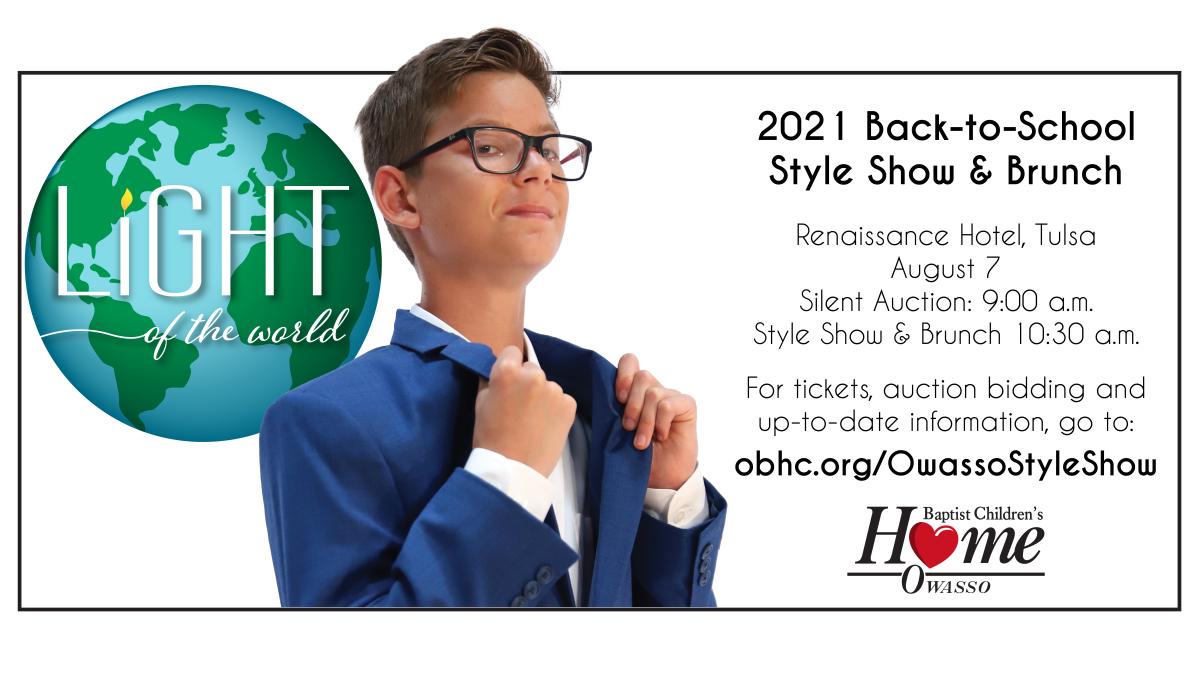 Baptist Children's Home - Style Show & Brunch
