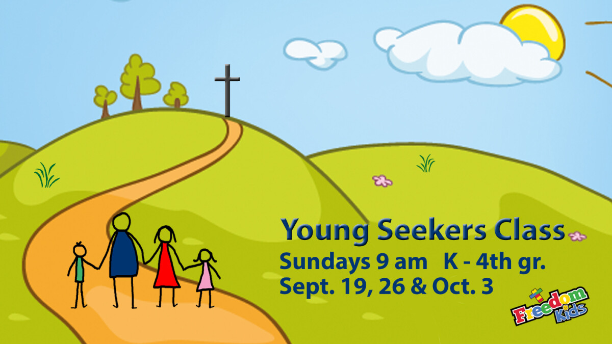 Young Seekers Class
